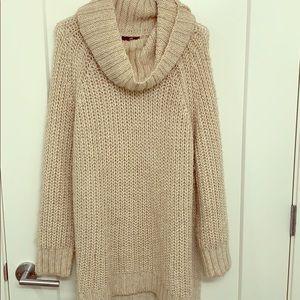 Oversized Sweater (or sweater dress)!